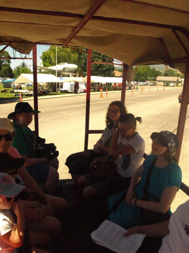 Historic Wagon Tours